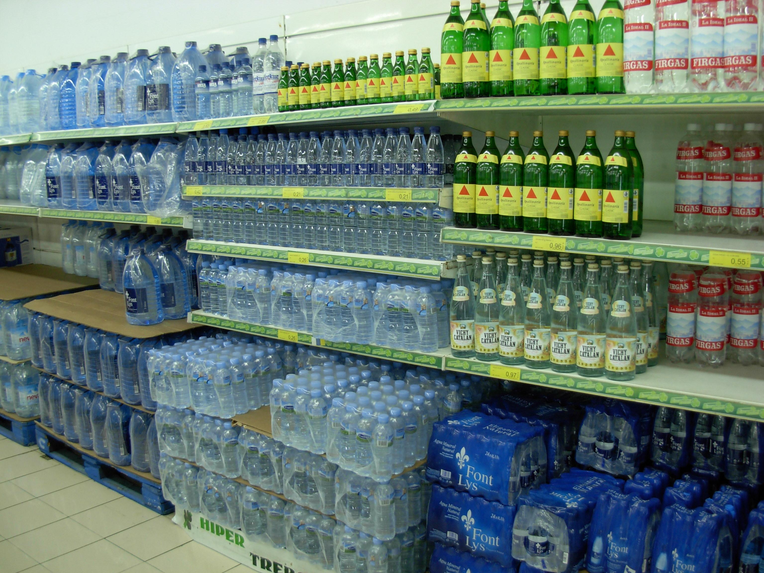 Eurospin ritira acqua dal supermercato per contaminazione for Acqua blues eurospin