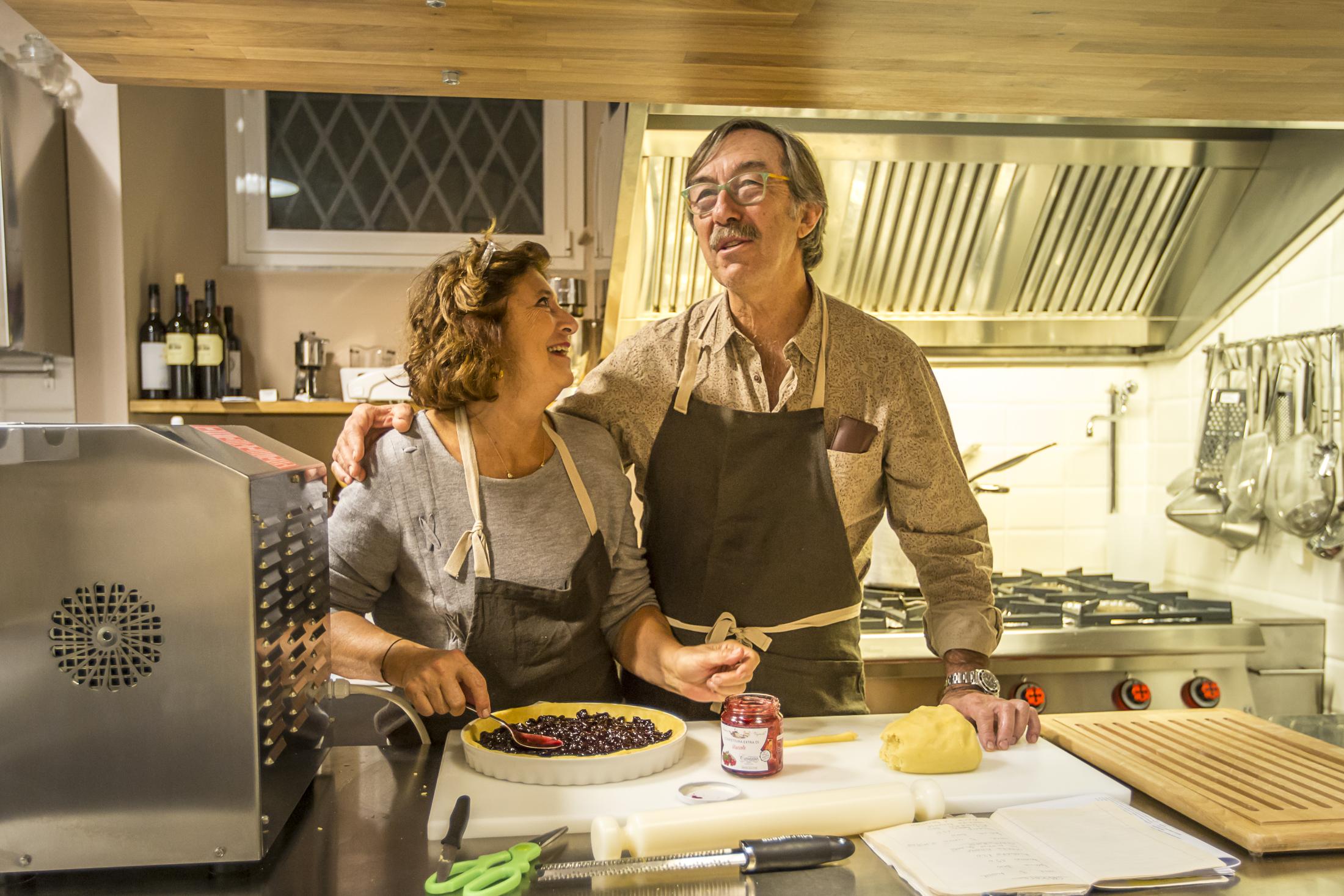 Pranzo Per Marito : Zia rilla inaugura il nuovo laboratorio ristorante dedicato alla