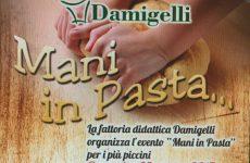 Mani in pasta: l'Azienda Agricola Damigelli invita i più piccoli alla scoperta della panificazione