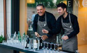 Burro e Menta inaugura il Cocktail Corner
