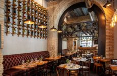 Tavola, a Roma il nuovo ristorante dove è possibile assaggiare tutto il menu