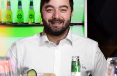 È di Roma il bartender Federico Tomasselli scelto da Royal Bliss (The Coca-Cola Company)