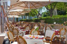Unique Al Palatino Garden Restaurant, il Ristorante del Kolbe Hotel Rome