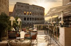 The Court, apre il nuovo cocktail bar di Palazzo Manfredi con esclusiva vista Colosseo