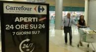 Carrefour H24, venerdì manifestazione al supermercato