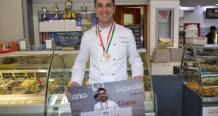 Roma, Eugenio Morrone è il vincitore del Gelato Festival