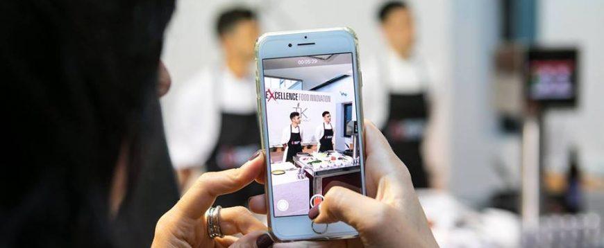 Formazione, creatività e innovazione: a Roma il mondo del food si incontra a Excellence 2018