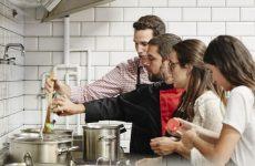 Lezioni di cucina social. La nuova tendenza a Roma lanciata da Acea