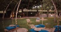 Apre oggi LUCE: il nuovo ristorante, cocktail bar, pizzeria dell'Appia Antica
