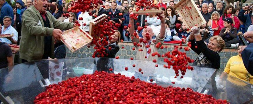 Aggiungi un borgo a Tavola: Nemi tra i 100 paesi gioiello d'Italia