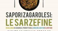 Sarzefine: torna l'appuntamento annuale con l'eccellenza gastronomica di Zagarolo