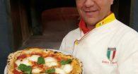 """Campionato internazionale di pizza: Il Pizzaiolo di """"Scacco Matto"""" alla finalissima di Londra"""