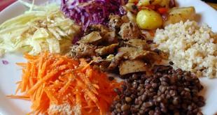 Mangiare vegano con una spesa di (soli) 6 euro
